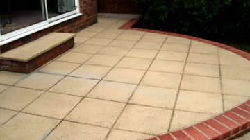 Patio Cleaning Essex