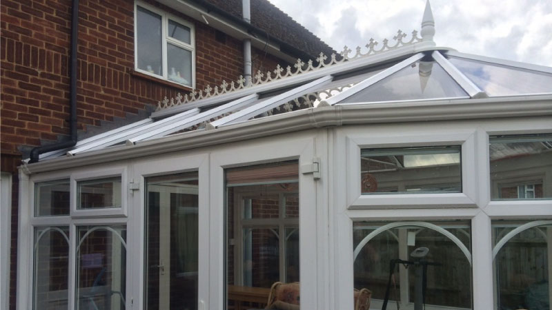 Conservatory Cleaning - After